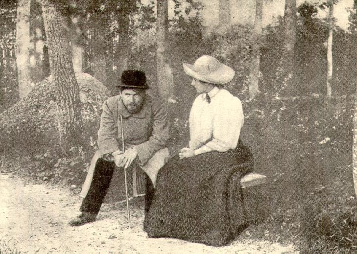 Дама с собачкой антон павлович чехов