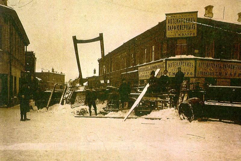 Истортя сущевские в москве фото